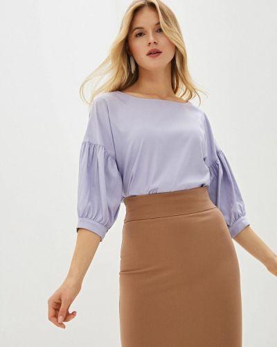 Блузка с длинным рукавом фиолетовый Vittoria Vicci