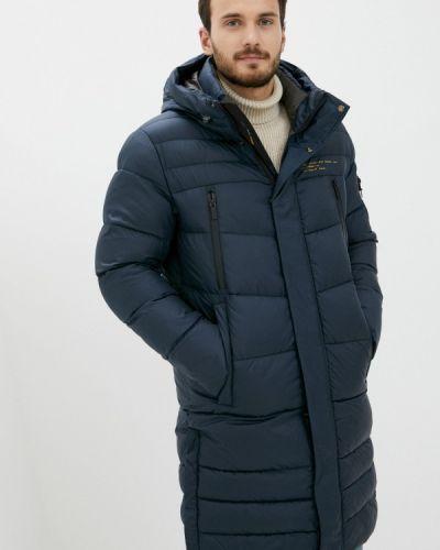 Утепленная синяя куртка Winterra