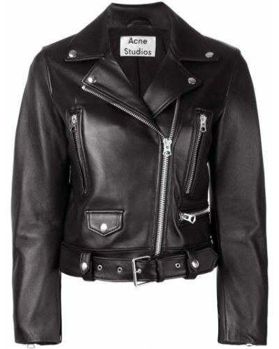 Куртка черная Acne Studios