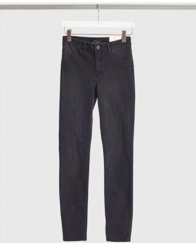 Серые джинсы из полиэстера Set