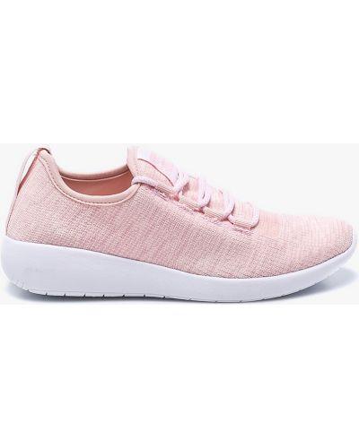 Розовые кроссовки Big Star