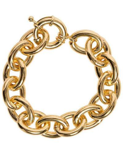 Żółta bransoletka łańcuch Federica Tosi