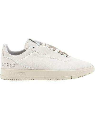 Białe trampki Adidas Originals
