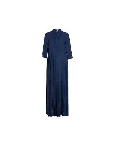 Летнее платье винтажная синее P.a.r.o.s.h.