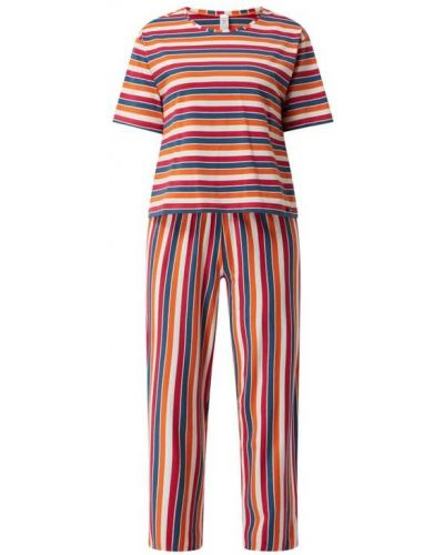 Piżama w paski Skiny