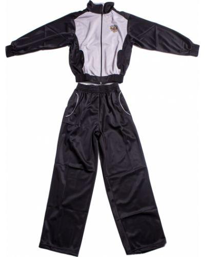 Спортивный костюм белый черный Lacywear