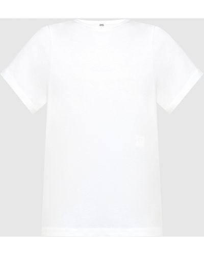 Футболка - белая Toteme