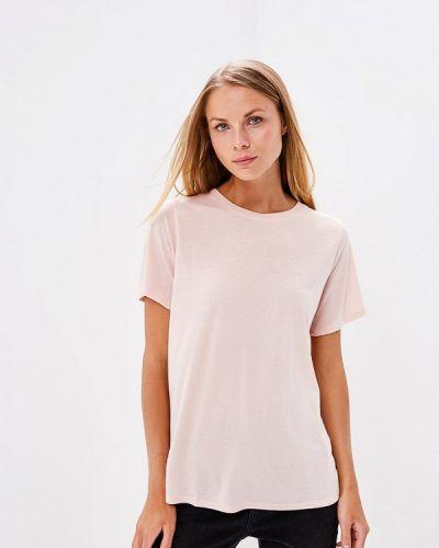 Розовая футболка Topshop Maternity