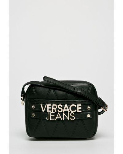 Черные джинсы Versace Jeans