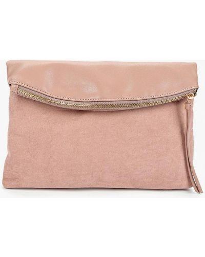 Клатч розовый Dorothy Perkins