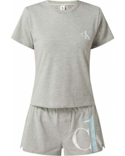 Piżama bawełniana Ck One