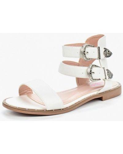 Белые сандалии Vera Blum