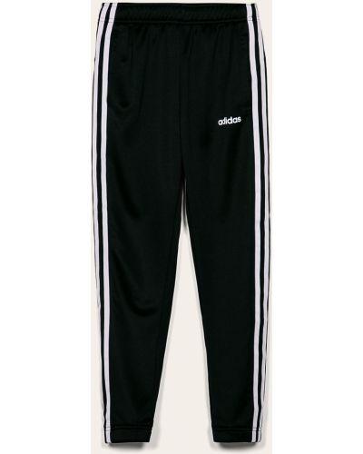 Spodnie czarny z kieszeniami Adidas