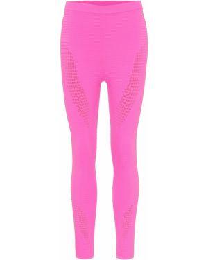 Розовые спортивные леггинсы Adam Selman Sport