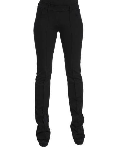 Черные брюки Plein Sud