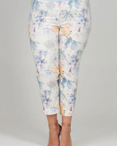 Белые брюки Intikoma