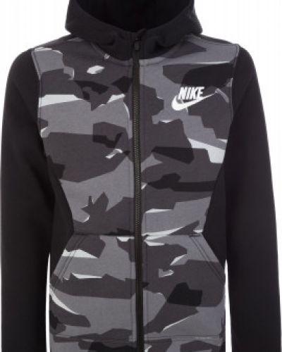 Джемпер с принтом с карманами Nike