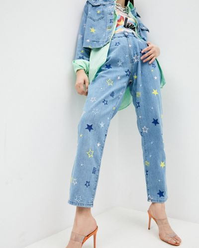 Прямые джинсы Love Moschino
