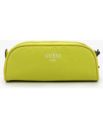 Желтый кошелек Guess