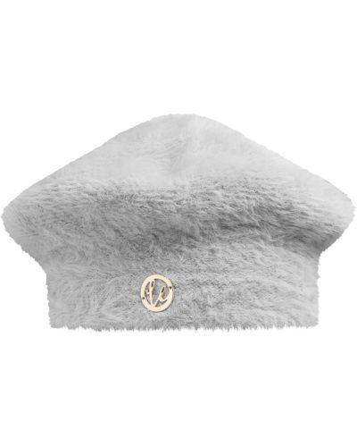 Czarny beret elegancki Lemoniade