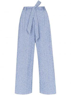Свободные брюки со складками с завязками By Any Other Name