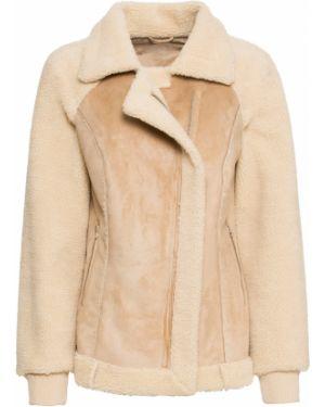 Куртка плюшевая Bonprix