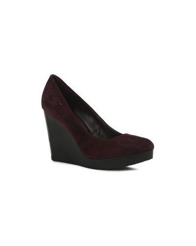 Туфли бордовый Calvin Klein