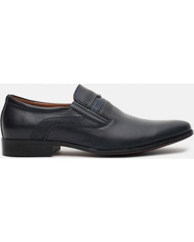 Туфли - синие Kangfu