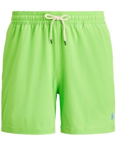 Zielone szorty Ralph Lauren