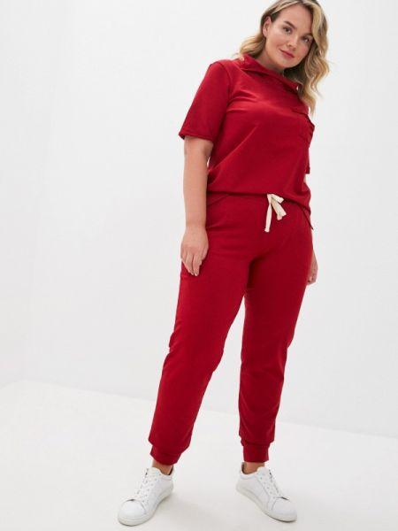 Красный спортивный костюм Xarizmas