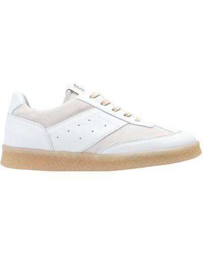 Białe sneakersy Mm6 Maison Margiela