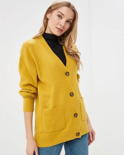 Кардиган желтый Warehouse
