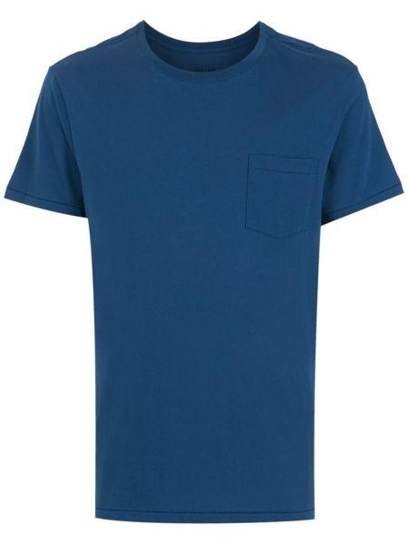 Niebieska t-shirt krótki rękaw Osklen