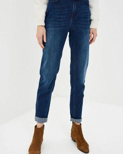 Зауженные джинсы - синие L1ft