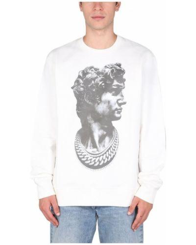 Biała bluza dresowa Ih Nom Uh Nit
