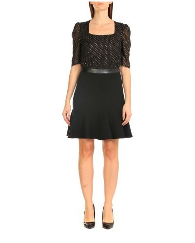 Czarna sukienka Alessia Santi