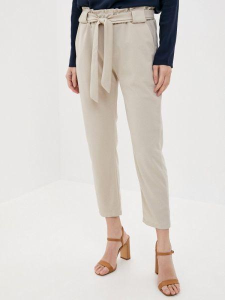 Бежевые брюки Sublevel