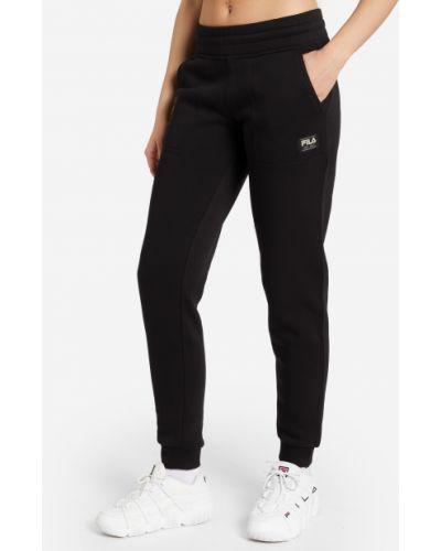 Хлопковые спортивные брюки Fila
