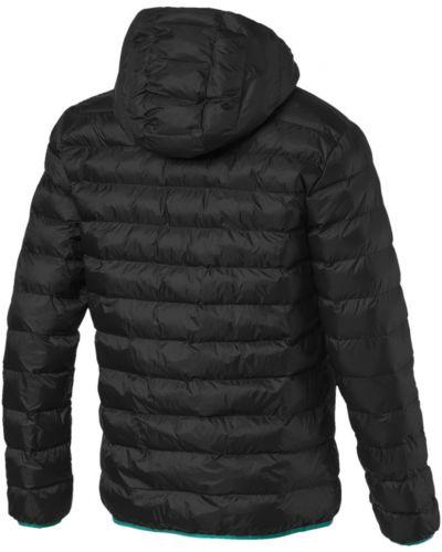 Черная нейлоновая куртка Puma