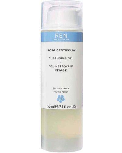 Biznes skórzany żel do mycia twarzy czyszczenie Ren Clean Skincare