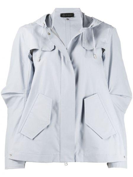Длинная куртка - серая Mr & Mrs Italy