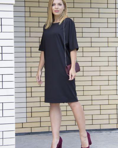Вечернее платье платье-сарафан из вискозы Lautus