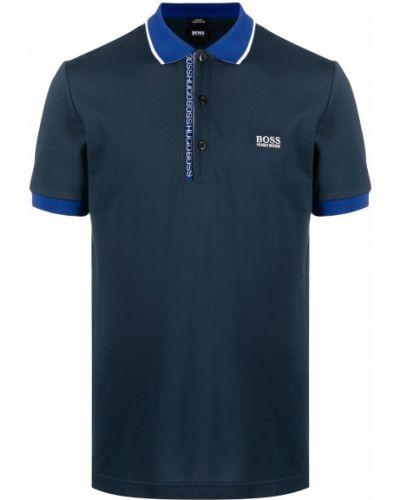 Koszula oxford, niebieski Boss Hugo Boss