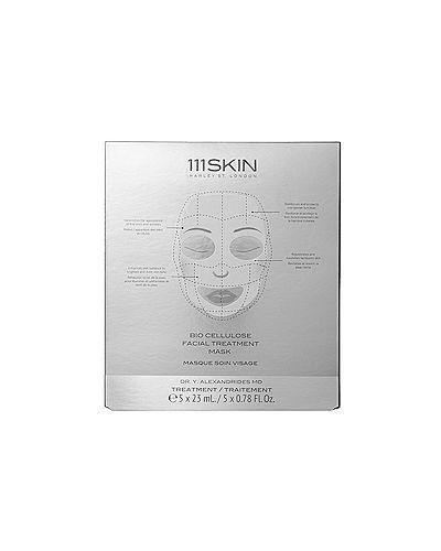 Силиконовая маска для лица очищающая хаки 111skin