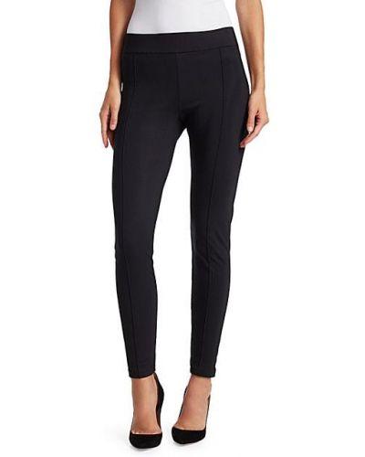 Черные зауженные брюки стрейч Chiara Boni La Petite Robe