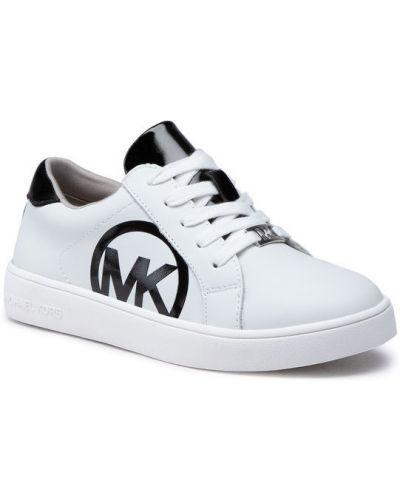 Sneakersy, biały Michael Michael Kors