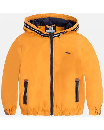 Куртка теплая оранжевый Mayoral