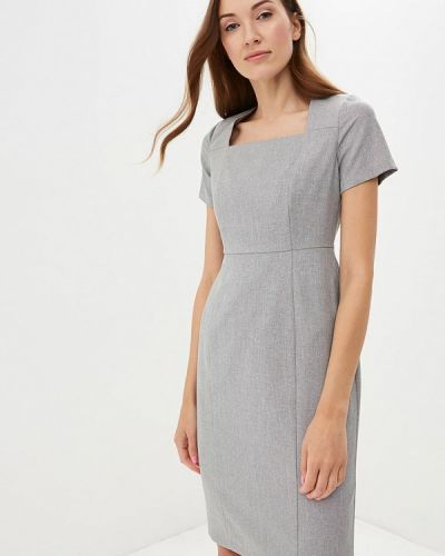 Серое платье Dorothy Perkins