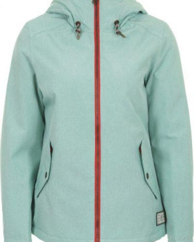 Утепленная куртка с капюшоном укороченная Termit