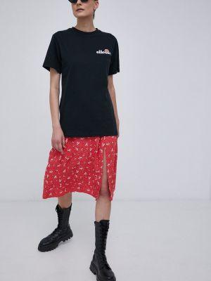 Хлопковая футболка Ellesse